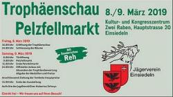 Trophäenschau & Pelzfellmarkt