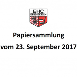 papiersammlung 2017_09_23