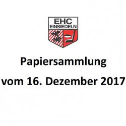 papiersammlung 2017_12_16